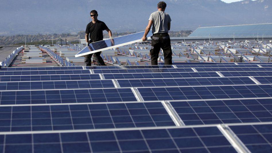 Krise in der Solarbranche: Jetzt verlieren erneut viele Menschen ihren Job