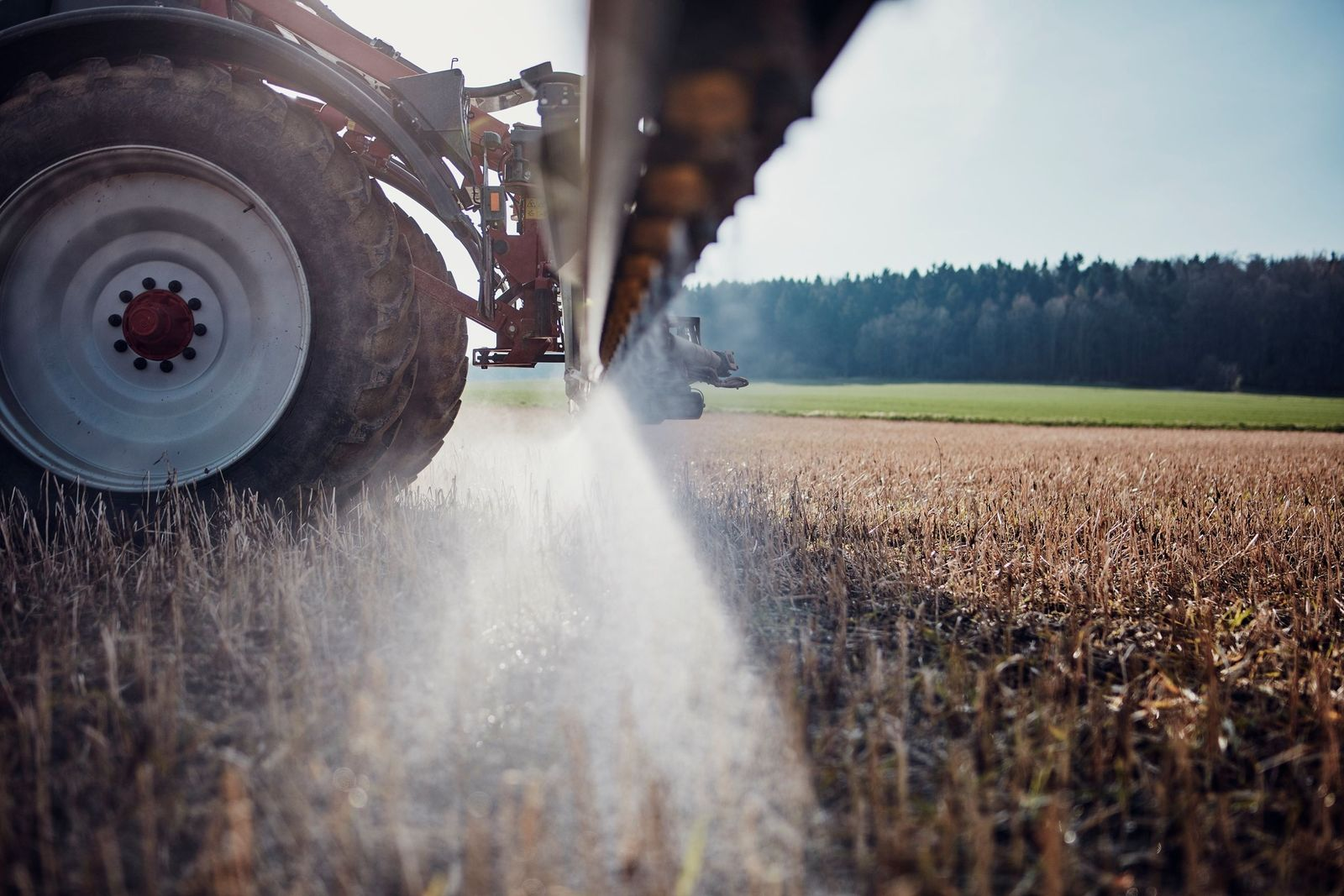 EINMALIGE VERWENDUNG SPIN DER SPIEGEL 43/2017 pp108 Monsanto