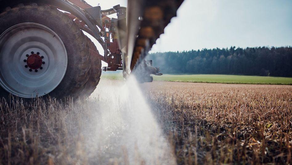Glyphosat-Einsatz in Niedersachsen