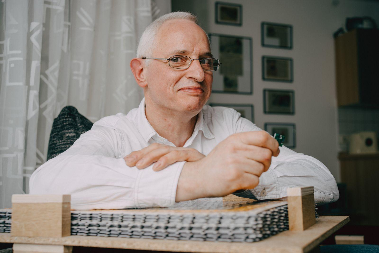 Der Puzzlekönig Peter Schubert