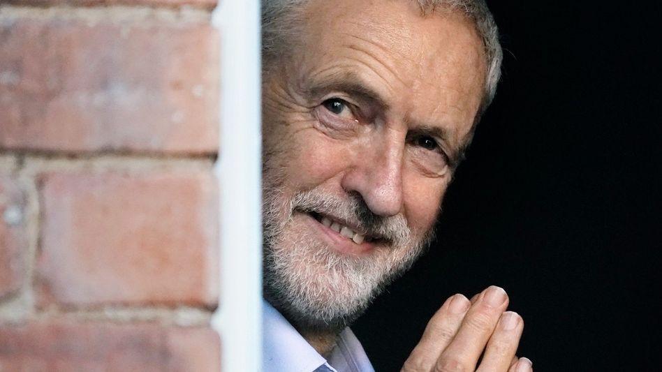 Oppositionsführer Corbyn: Ein Freund haarsträubender Vorschläge