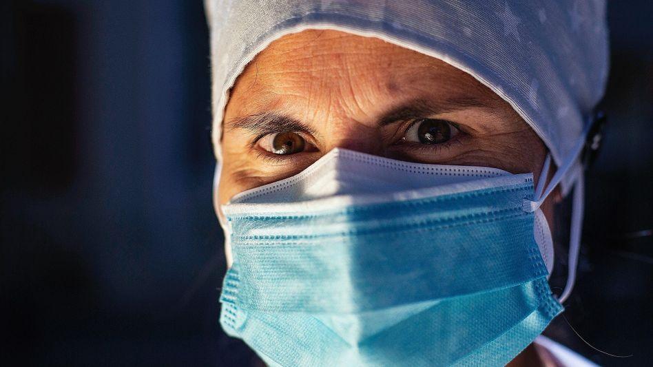 Krankenpflegerin Cristóbal