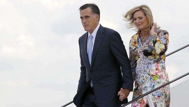 US-Republikaner: Romneys Pannentour durch Europa