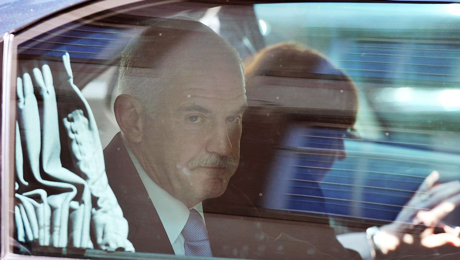 "Premier Papandreou in Luxemburg: ""Wir kennen den Weg nach Ithaka"""