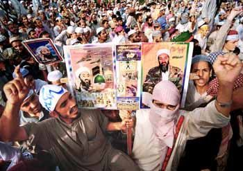 Al-Qaida has supporters the world over.