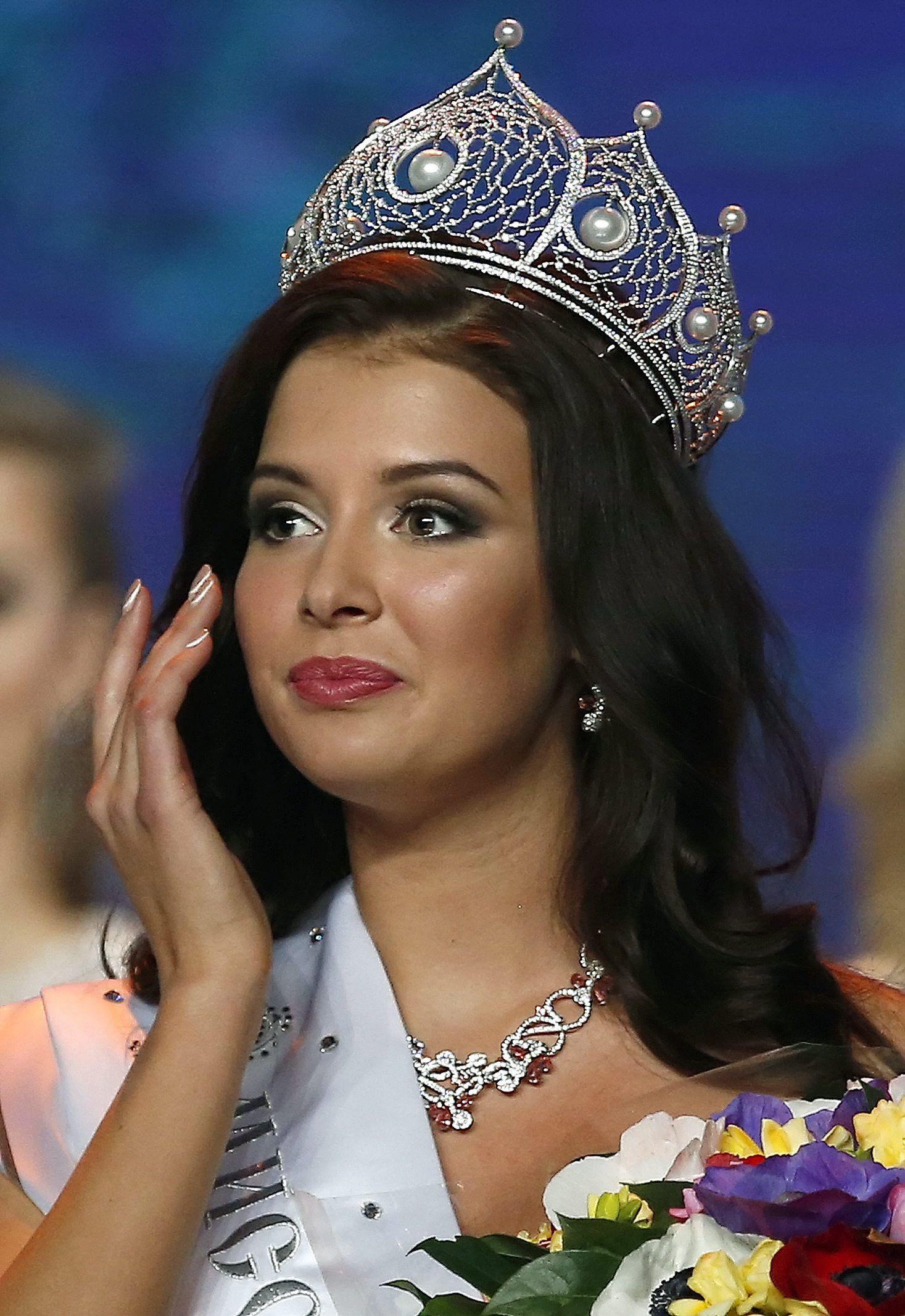 Sofia Nikitchuk / Miss Russia 2015 Beauty Contest