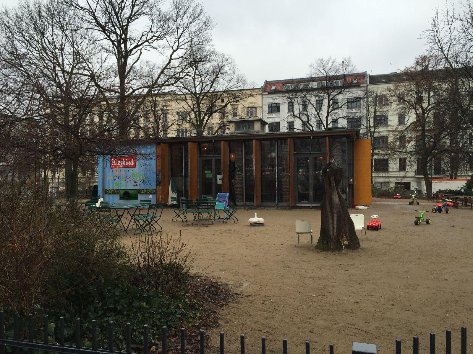 Cafe Helmholtzplatz Berlin