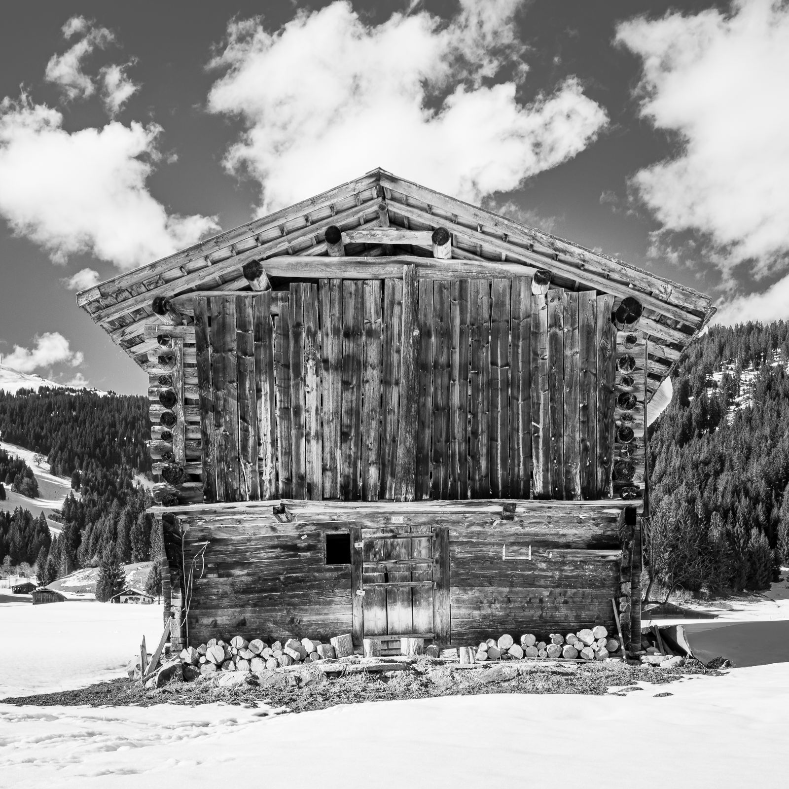 Alpine Barns: A Piece of History Coming to an End