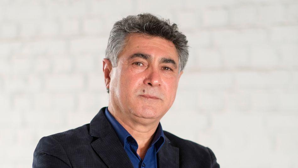 Karim Alwasiti ist Experte für Familiennachzug bei der Menschenrechtsorganisation Pro Asyl