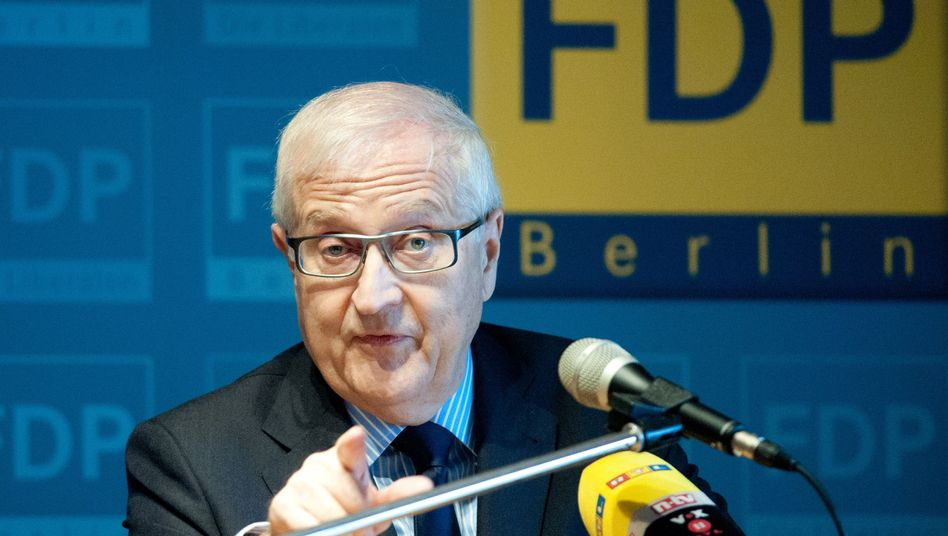 """FDP-Spitzenkandidat Brüderle: """"Erhebliche Widerstände gegen das Betreuungsgeld"""""""