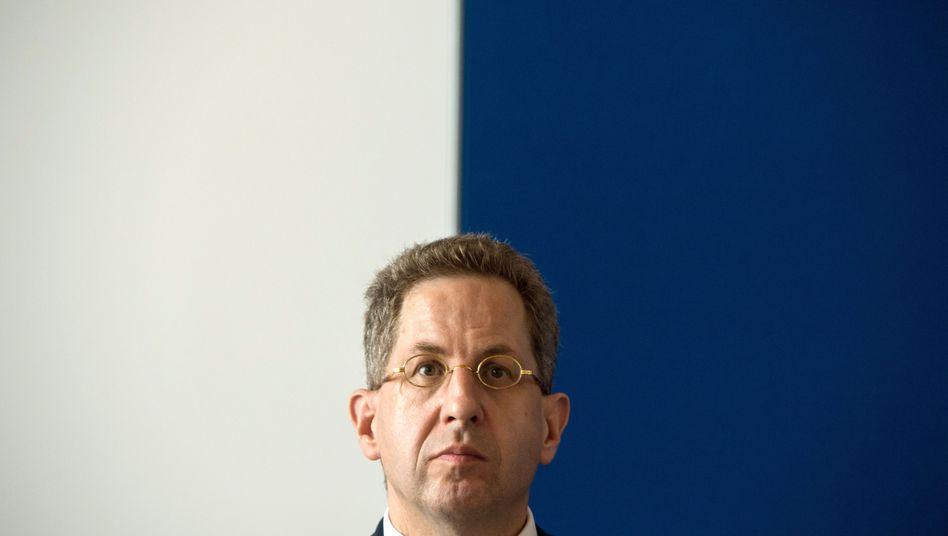 Hans-Georg Maaßen, Präsident des Bundesamtes für Verfassungsschutz