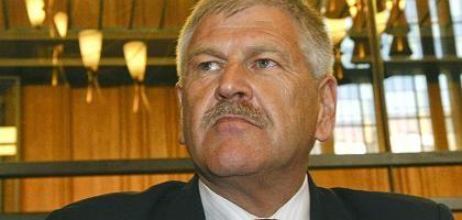 NPD-Chef Voigt im Gerichtssaal: Sieben Monate auf Bewährung