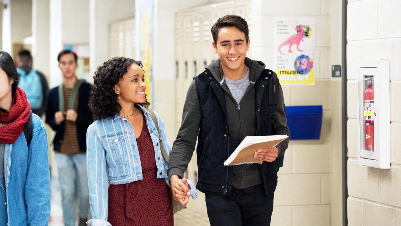 Queere Disney-Serie »Love, Victor«: Schaut her, alles ganz normal - DER SPIEGEL