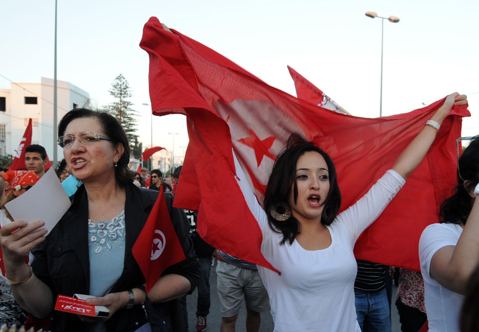 Tunesien / Frauen Tag
