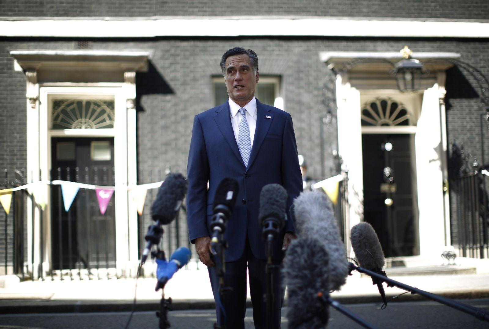 romney Britain