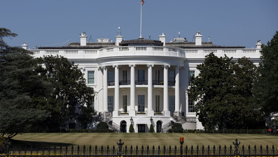 Das Weiße Haus in Washington