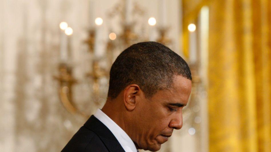 """US-Präsident Obama: """"Die Menschen sind frustriert und sie sind verärgert"""""""