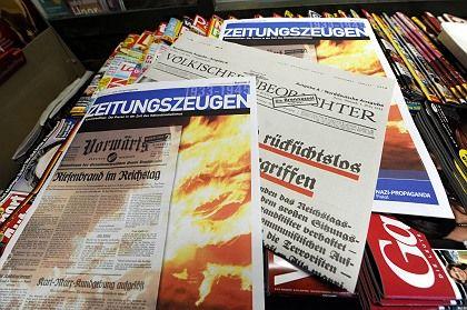 """Umstrittenes Magazin """"Zeitungszeugen"""": Gericht ließ beschlagnahmen"""