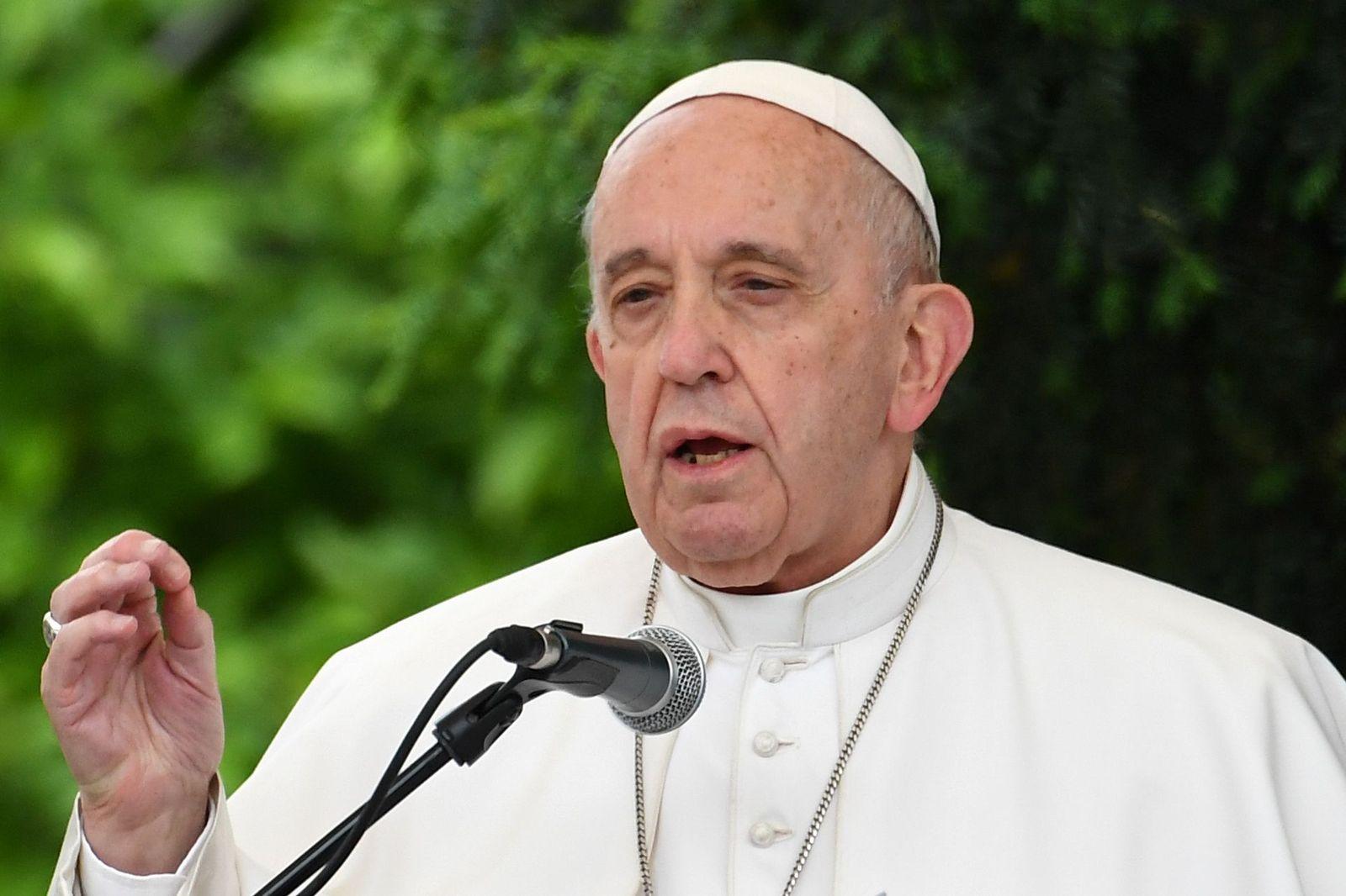 Papst/ Missbrauch/ Meldepflicht