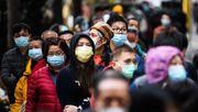 Weltweit mehr als eine Million Menschen infiziert