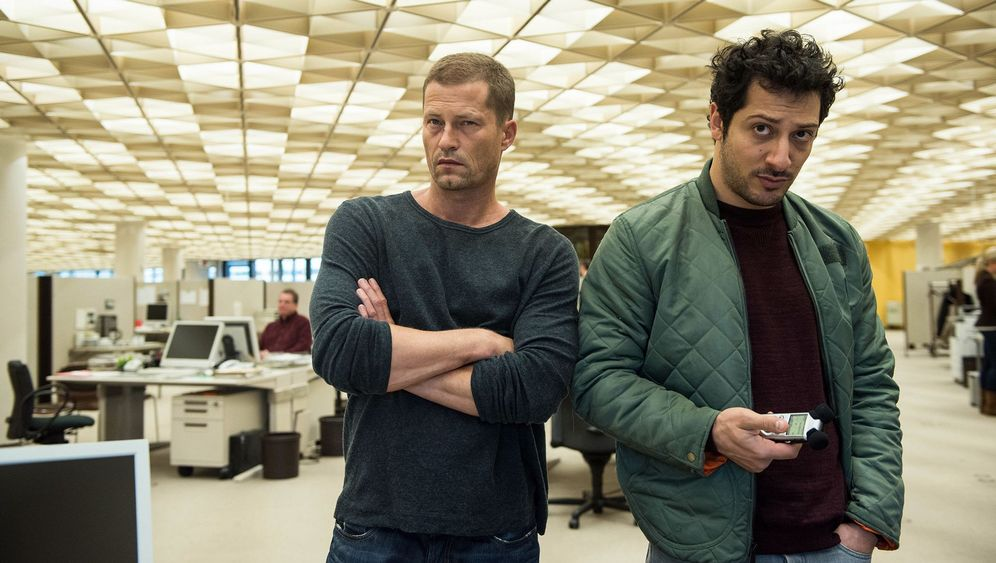 "Schweiger-""Tatort"": Good cop, bad cop"
