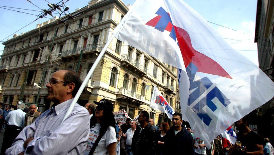 """Proteste in Griechenland: """"Es bedarf eines dauerhaften Systems mit praktischen Regeln"""""""