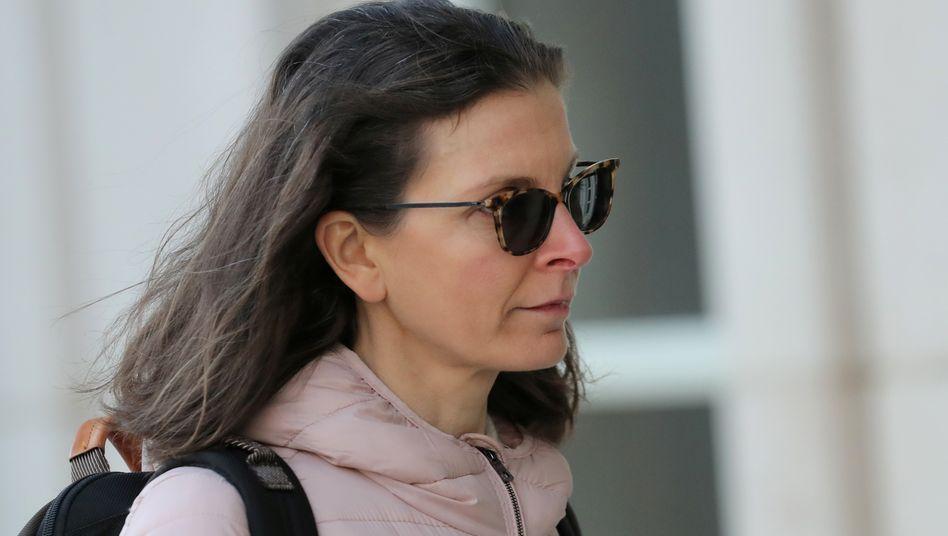 Clare Bronfman: Spirituosen-Erbin und Nxivm-Unterstützerin