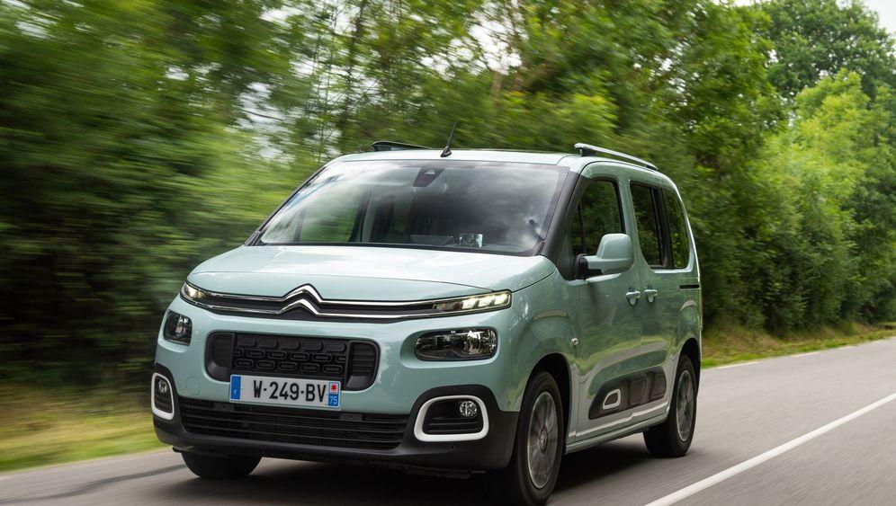 Autogramm Citroën Berlingo: Perfekter Reisebegleiter