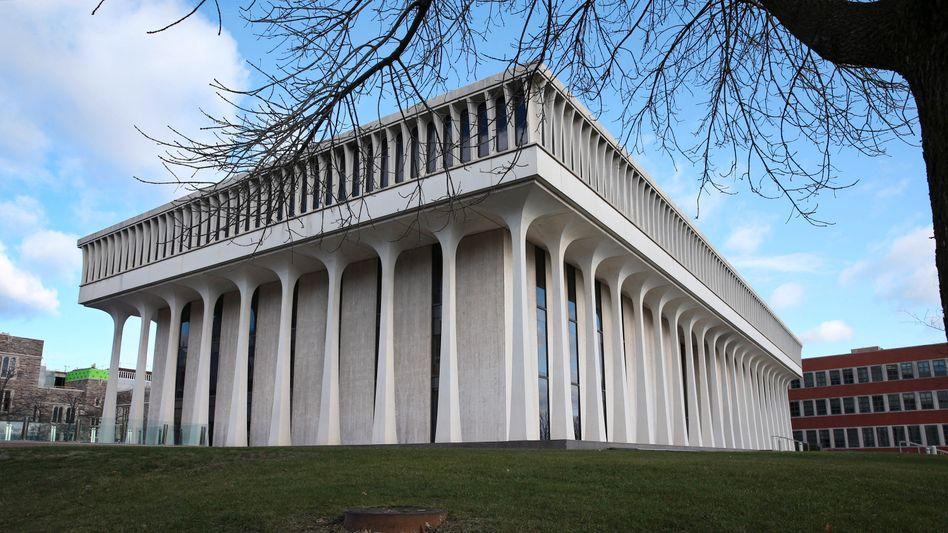 "Das umbenannte ""PrincetonSchool of Public and International Affairs"" (Archivbild)"
