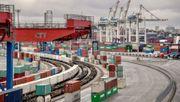 Außenhandel der Eurozone erholt sich etwas