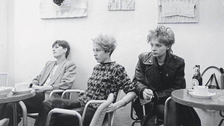 Westberliner Subkultur in den frühen Achtzigern»Besteht Aussicht auf die Hoffnung, dass ich gemeingefährlich werde, Herr Doktor?«