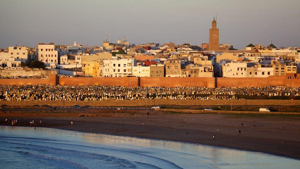 Segeltörn vor Marokko: Wüstenfotograf auf hoher See
