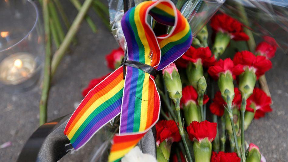 Die Aktivistin Jelena Grigoryewa hatte sich für die Rechte von Lesben, Schwulen, Bi- und Transsexuellen in Russland eingesetzt (Symbolbild)