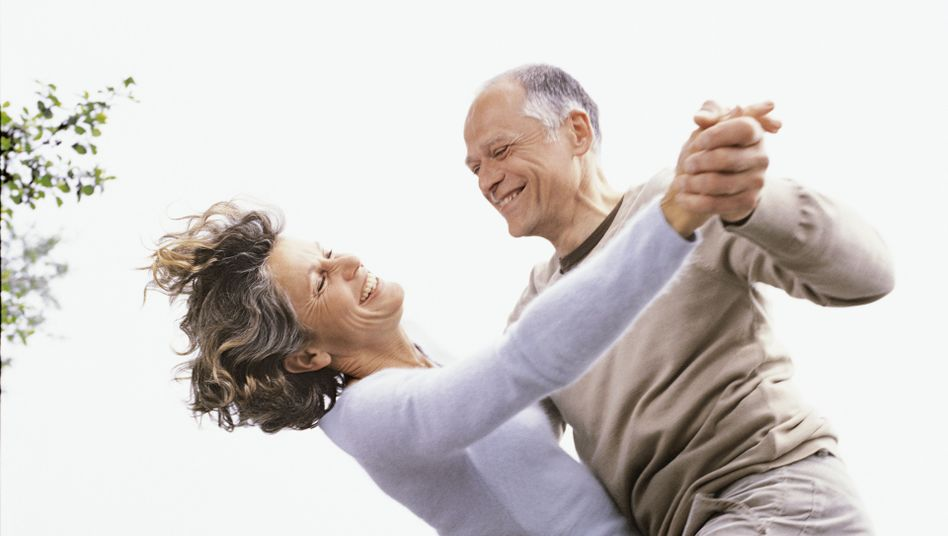 Tanzendes Paar: Komplexe Bewegungsabläufe erinnern