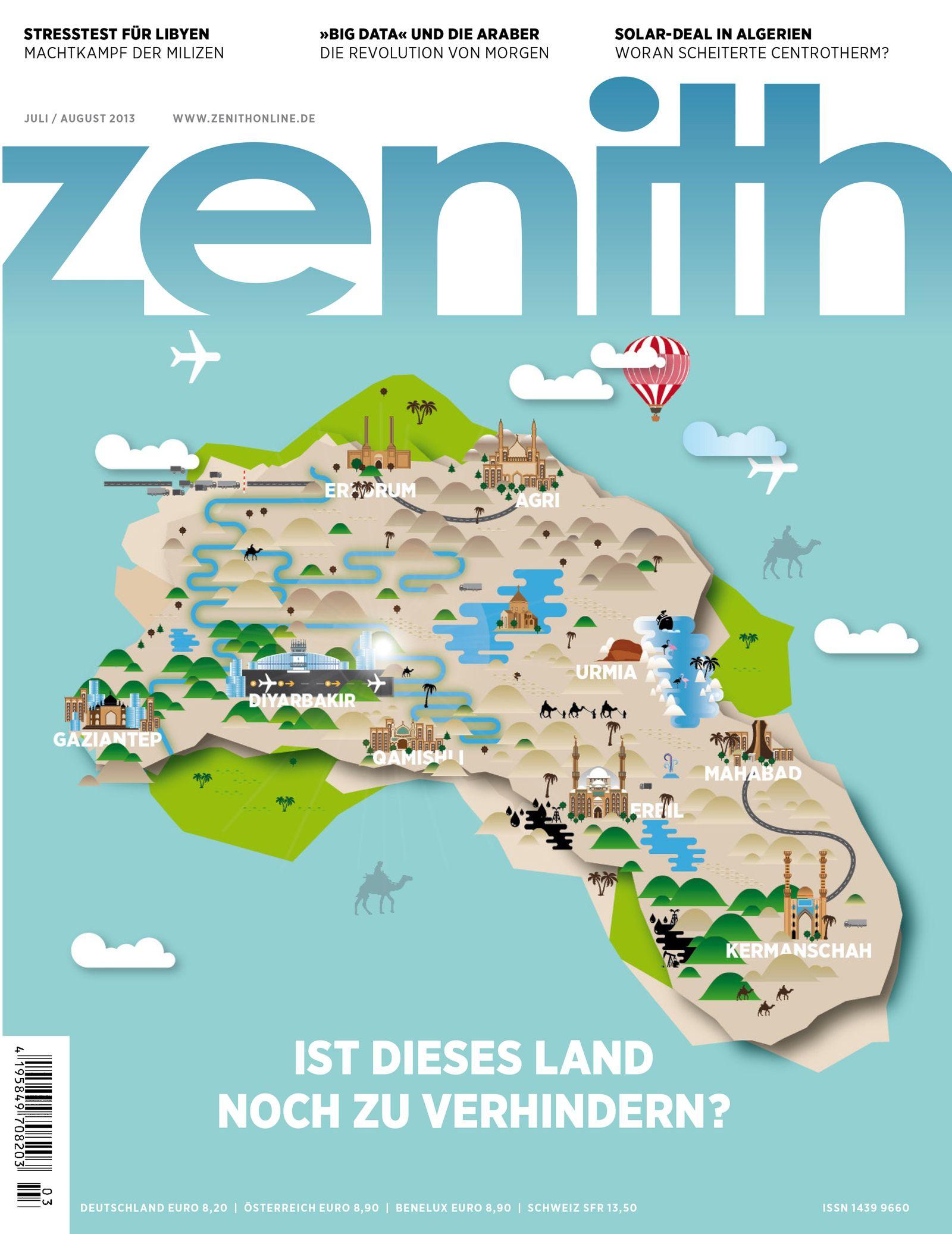 EINMALIGE VERWENDUNG Zenith COVER