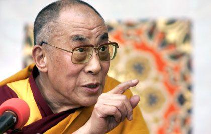"""Dalai Lama: Für die Chinesen ist er ein """"Wolf in Mönchskutte"""""""
