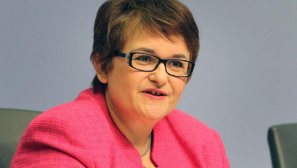 Sabine Lautenschläger (Archiv): Kritikerin der laxen Geldpolitik