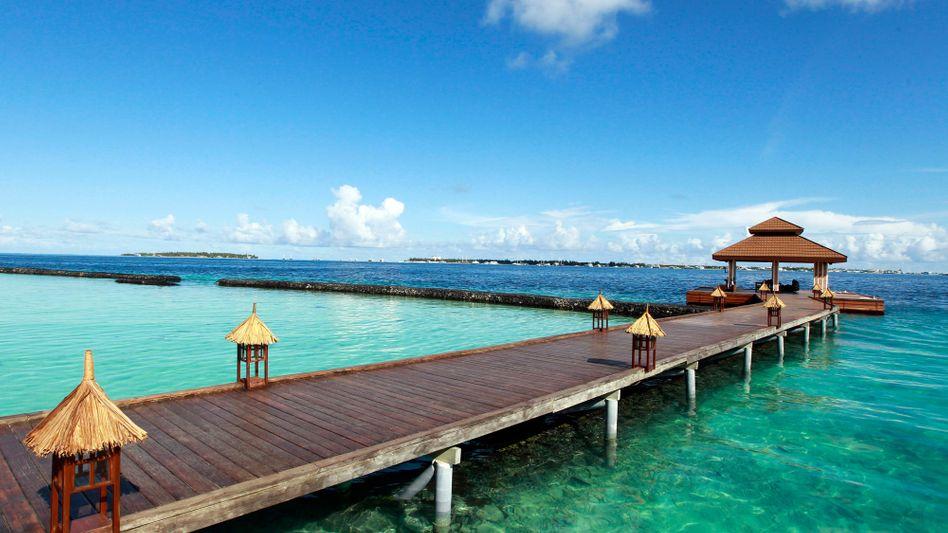 Malediven: Die Stornierung einer Traumreise kann teuer werden