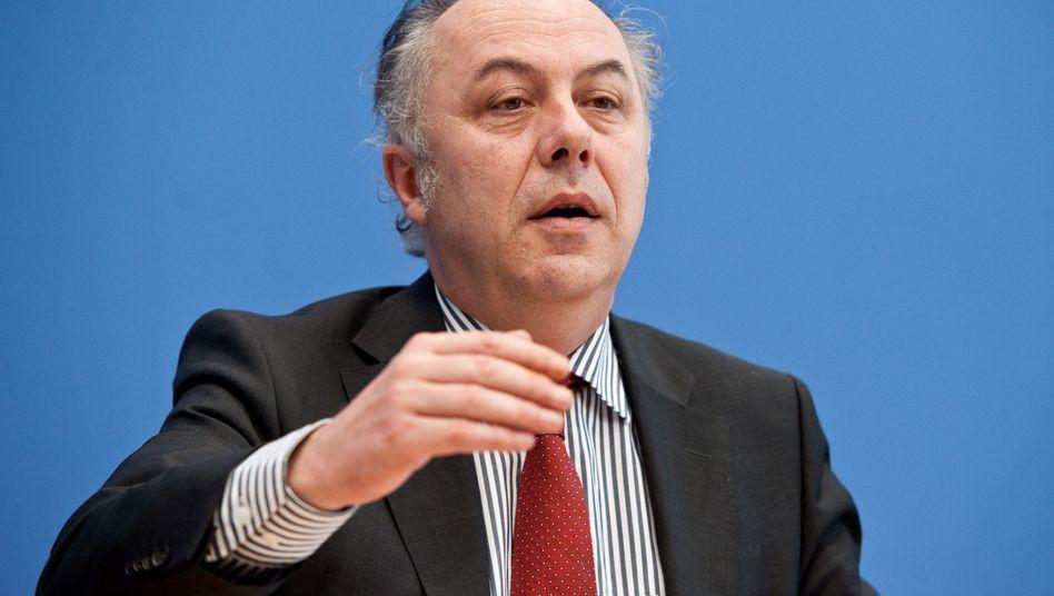 Matthias Machnig (im März 2012): Mit Ruhegehalt zu doppeltem Einkommen