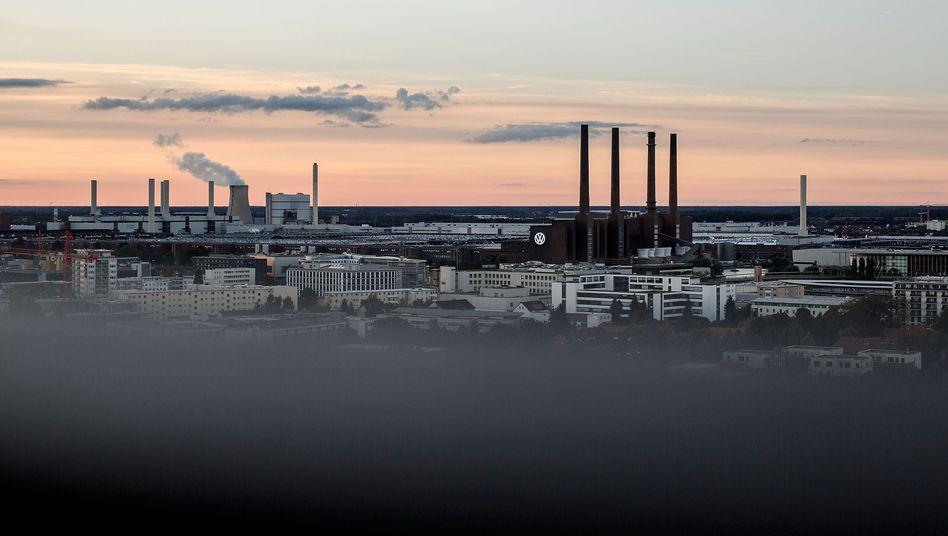 VW-Zentrale in Wolfsburg: Der Kreis der Mitwisser und Mittäter könnte sich noch ausweiten