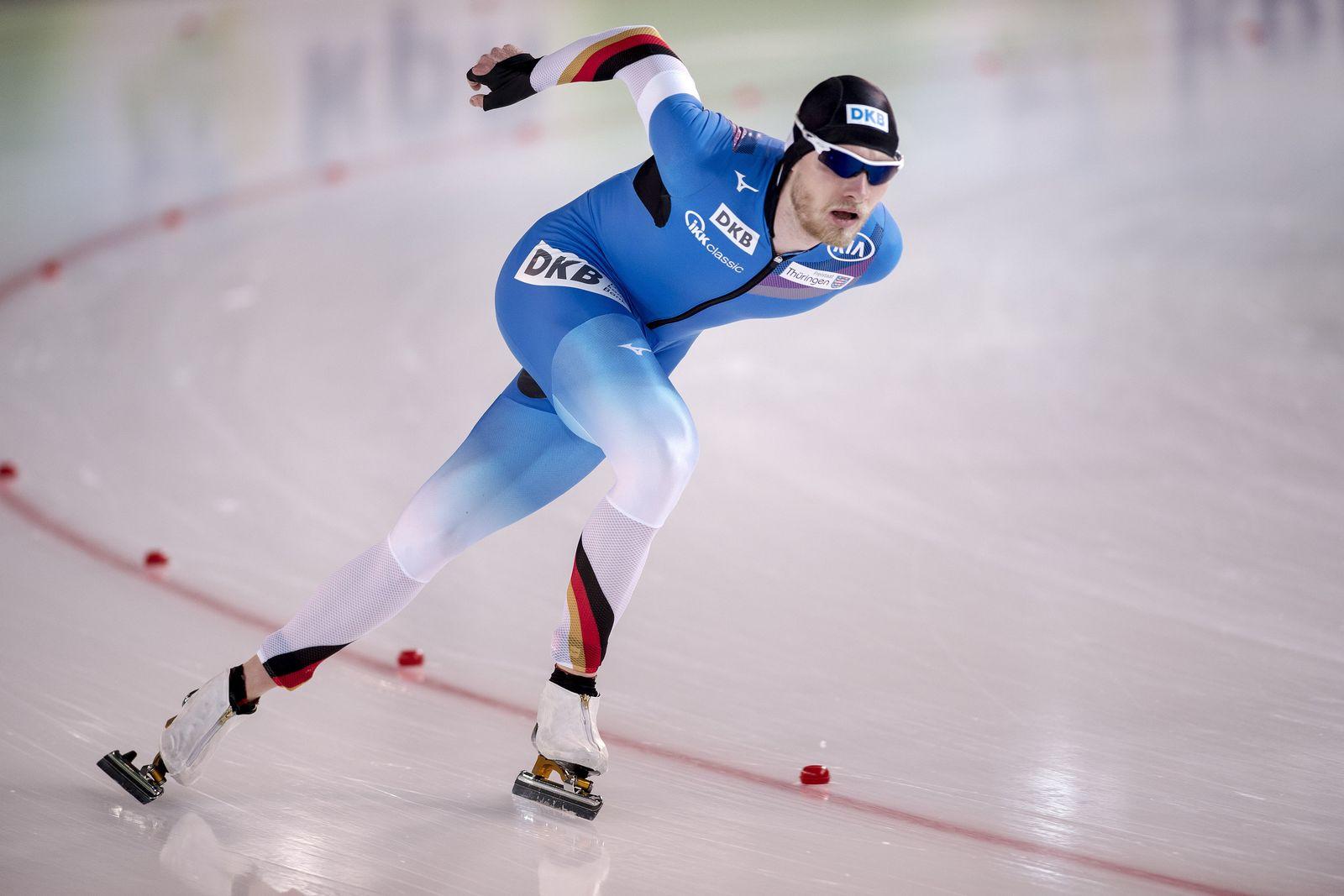 Eisschnelllauf-Weltcup in Norwegen