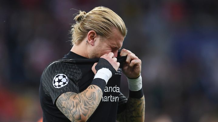 Champions League: Karius patzt in seinem größten Spiel