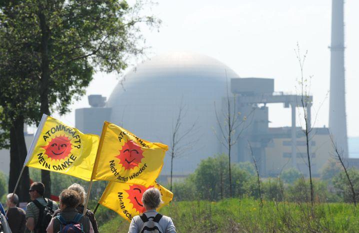 Tschernobyl war ein Weckruf für Atomkraftgegner