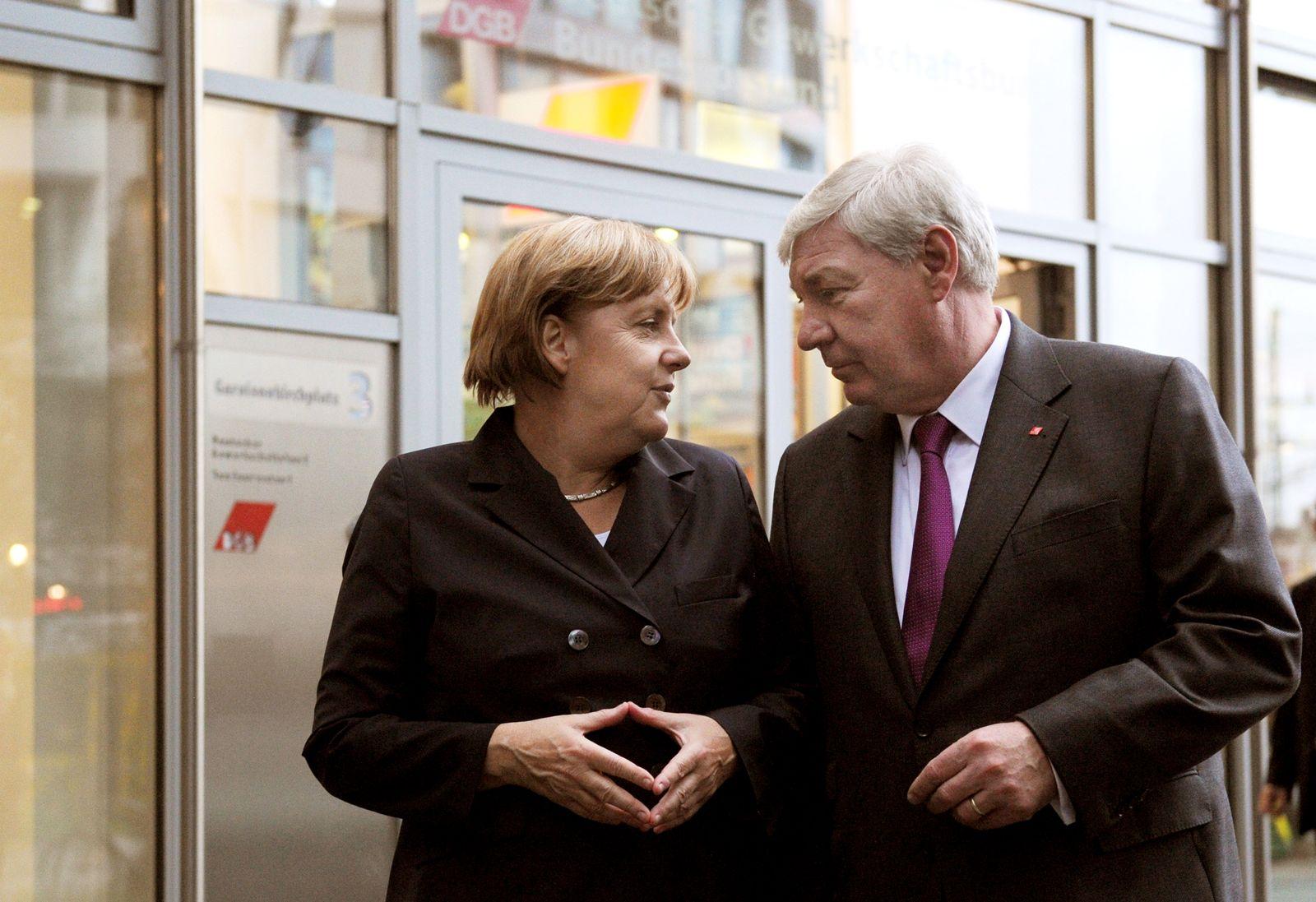 Angela Merkel / Michael Sommer