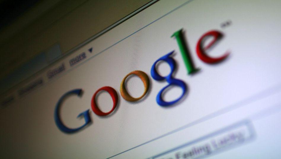 Google-Logo: Mit Panda besser finden