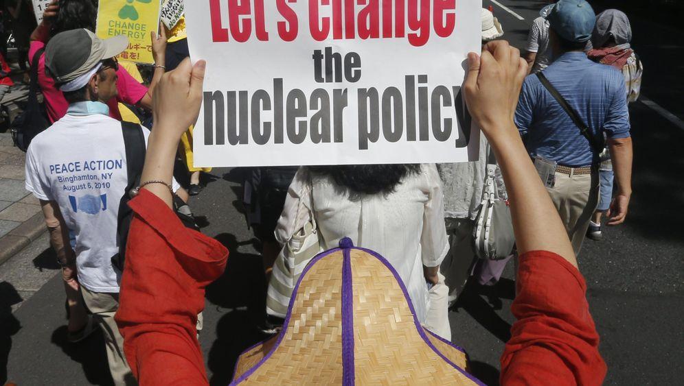 Politik in Japan: Hoppla, hier kommen die Grünen
