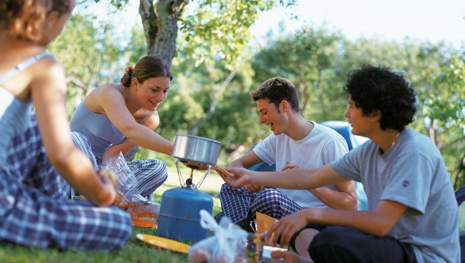 Sommer, Sonne, Zecken: Beim Picknicken drohen besonders viele Stiche