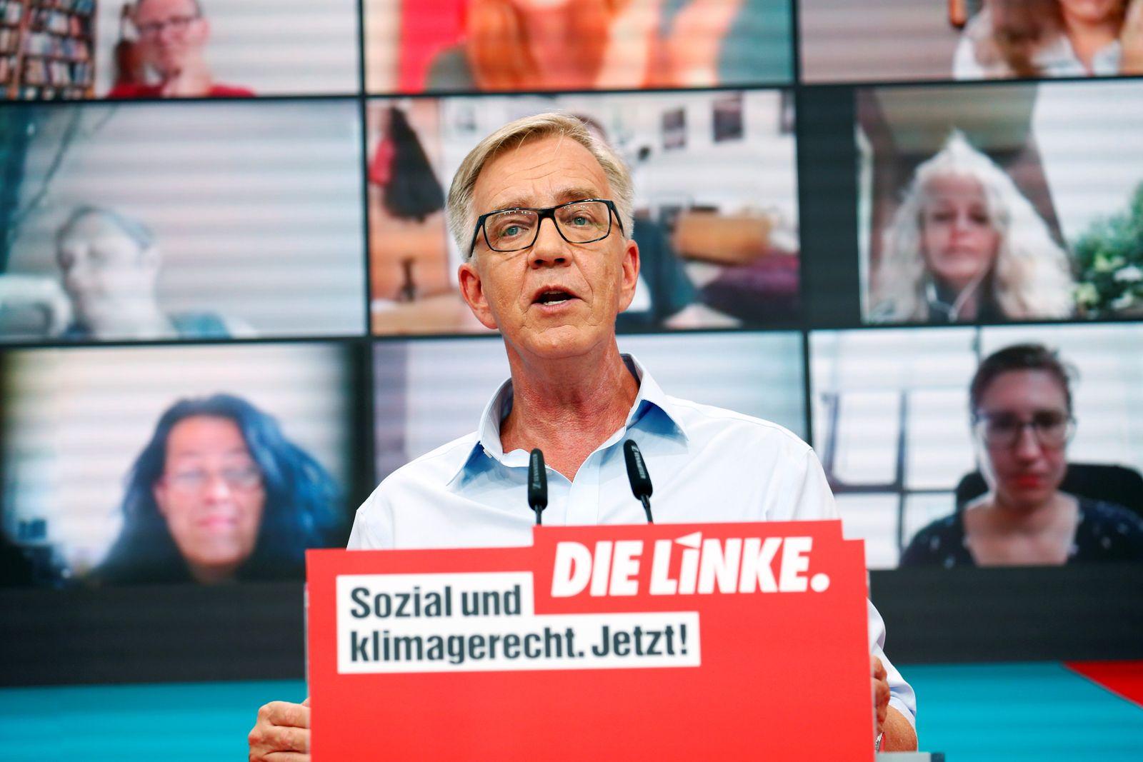 Die Linke party congress in Berlin
