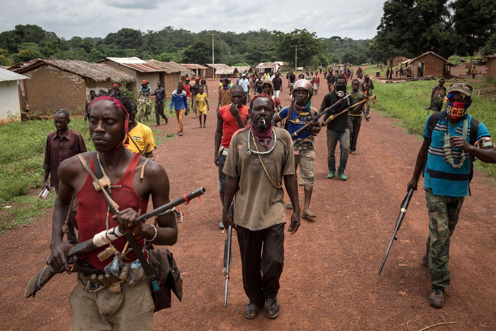 Jahresausblick 2018/ Zentralafrikanische Republik