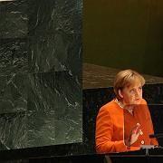 Angela Merkel vor der Uno: Pläne für deutschen Sitz im Sicherheitsrat